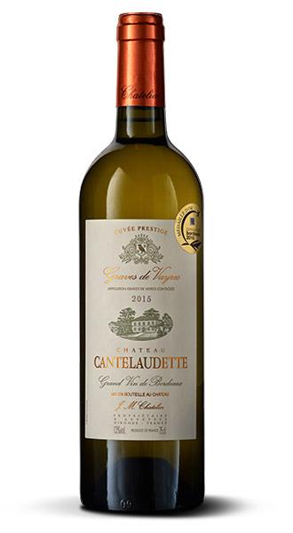 Château Cantelaudette White<br /> Cuvée Prestige