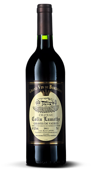 Château Colin Lamothe Red