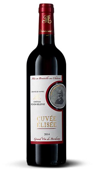 Château Pichon Bellevue Red<br /> Cuvée Élisée