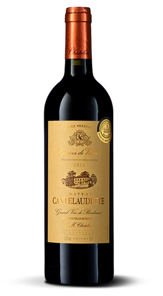 Château Cantelaudette Red<br /> Cuvée Prestige