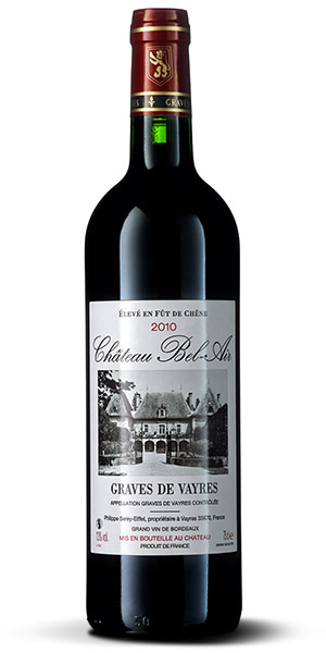 Château Bel-Air Red<br /> Oak barrel