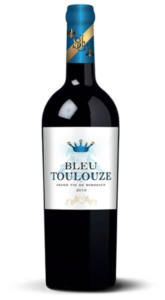 Bleu Toulouze